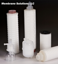 PP Pleated  Cartridge filter